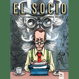 EL SOCIO NOVELA GRAFICA
