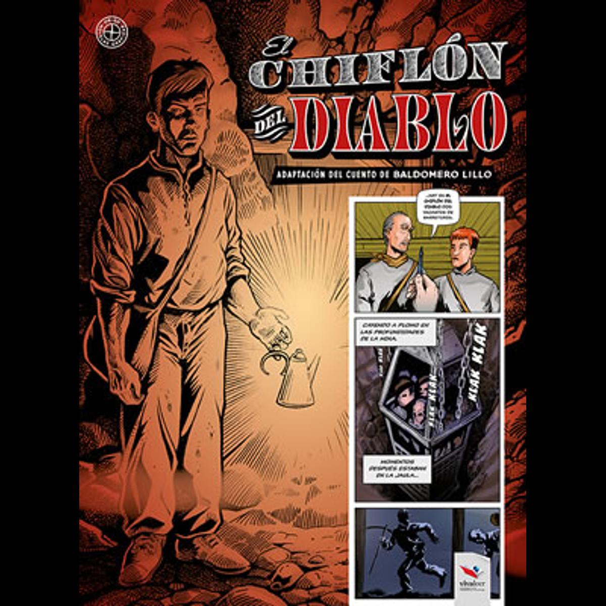 EL CHIFLON DEL DIABLO