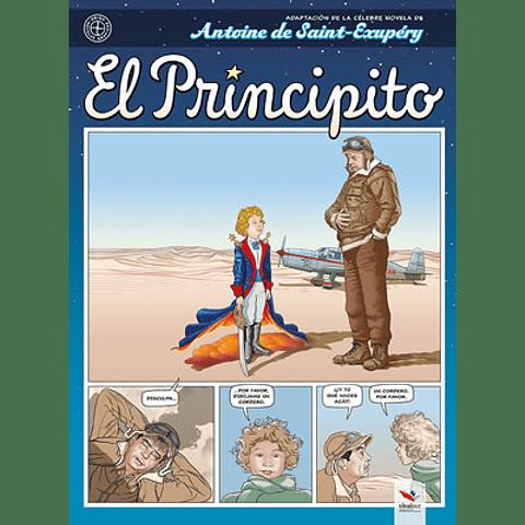 EL PRINCIPITO NOVELA GRAFICA