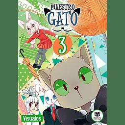 MAESTRO GATO #3
