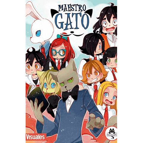 MAESTRO GATO #1