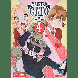 MAESTRO GATO #4
