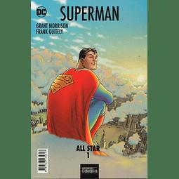 SUPERMAN - All Star (PACK 4 REVISTAS)