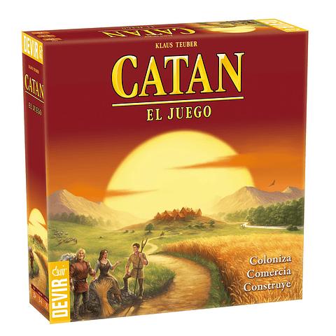 CATAN BASICO - El Juego