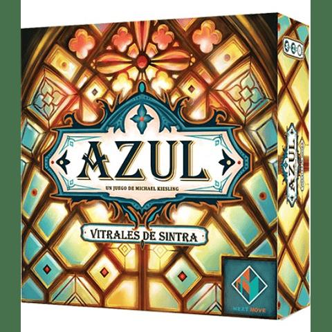 AZUL - VITRALES DE SINTRA