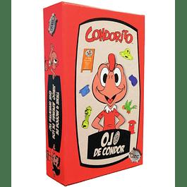 CONDORITO OJO DE CONDOR