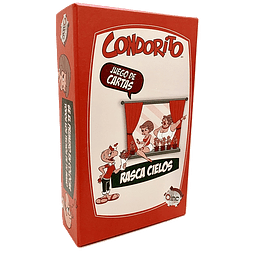 CONDORITO RASCA CIELOS