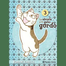 La abuela y su gato gordo nº 03