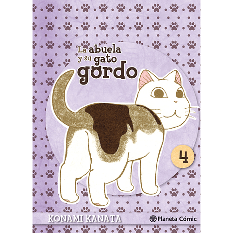 La abuela y su gato gordo nº 04/08