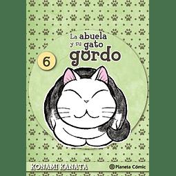 La abuela y su gato gordo nº 06/08
