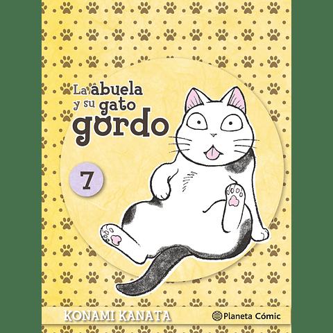 La abuela y su gato gordo nº 07/08