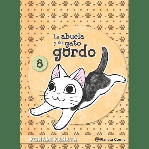 La abuela y su gato gordo nº 08/08
