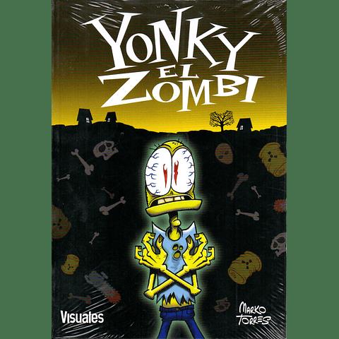 YONKY EL ZOMBIE #1
