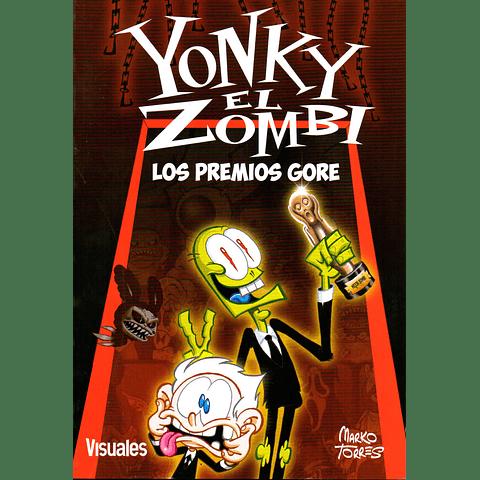 YONKY EL ZOMBIE #2