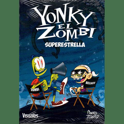 YONKY EL ZOMBIE #3