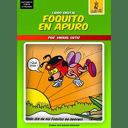 FOQUITO EN APURO - HISTORIETA DIGITAL INFANTIL