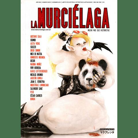 LA MURCIELAGA #5