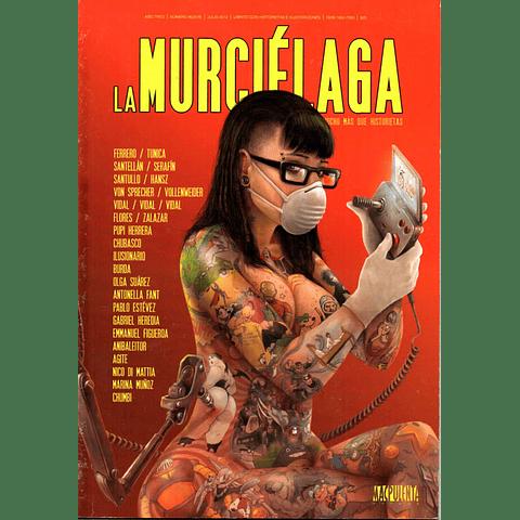 LA MURCIELAGA #9