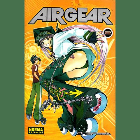 AIRGEAR #2