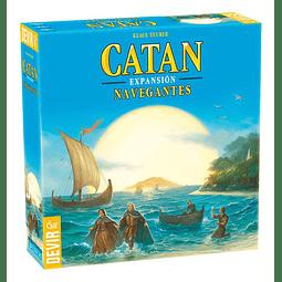 Catan - Expansion Navegantes