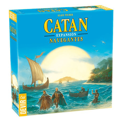 Catan - Expansion Navegantes