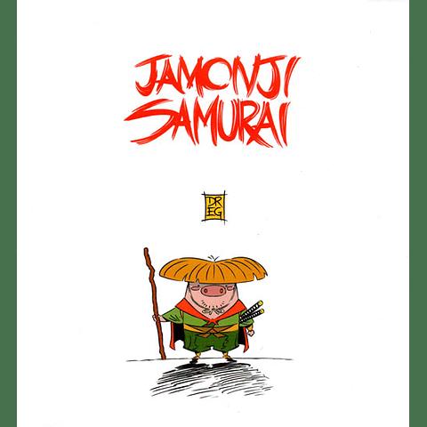 JAMONJI SAMURAI