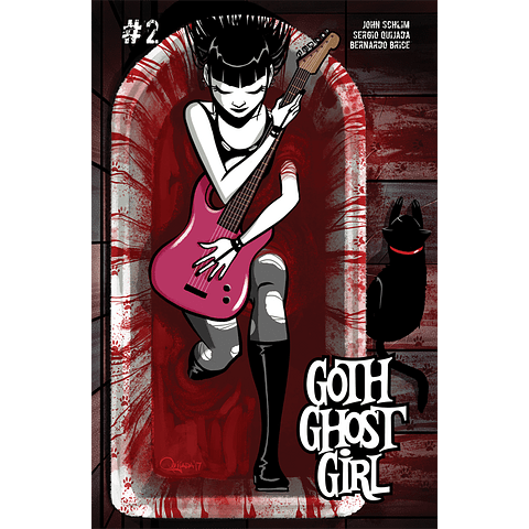 GOTH GHOST GIRL 2