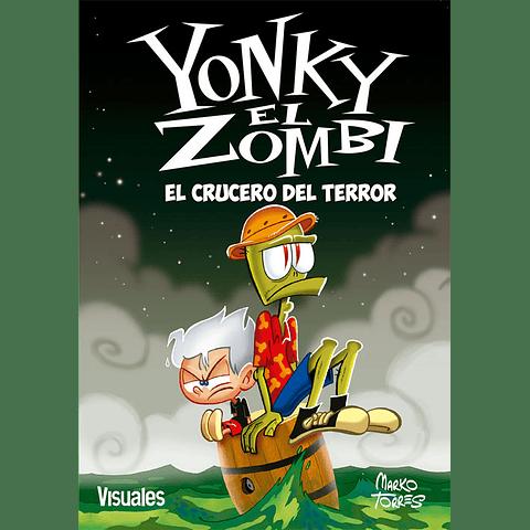 YONKY EL ZOMBIE #4