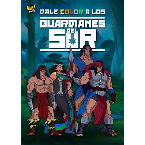 PACK - GUARDIANES DEL SUR