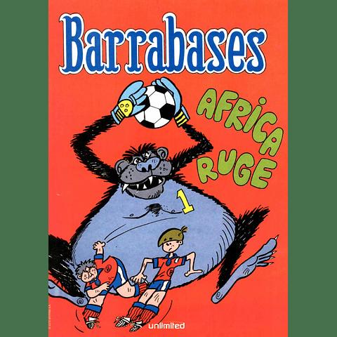 BARRABASES - ÁFRICA RUGE / PREPARATORIO PARA LA COPA AMÉRICA
