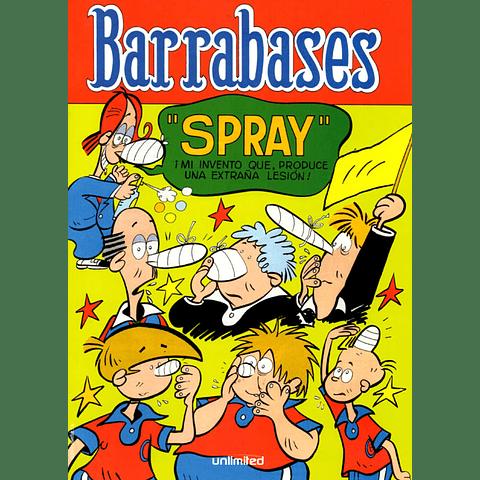 BARRABASES - SPRAY / EL MUERTITO TITO