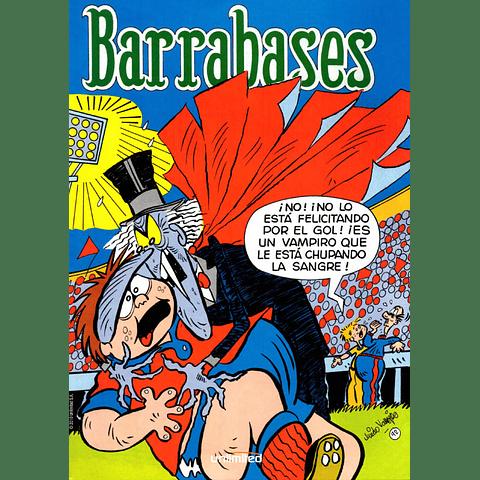 BARRABASES - VAMPIRO / REJUVENECE