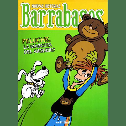 BARRABASES - PELUCHE