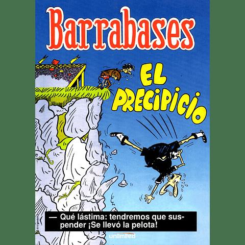 BARRABASES - EL PRECIPICIO / MINISTRO EN VISITA