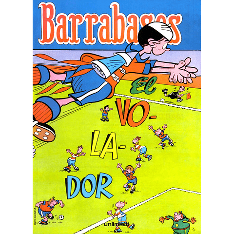 BARRABASES - EL VOLADOR