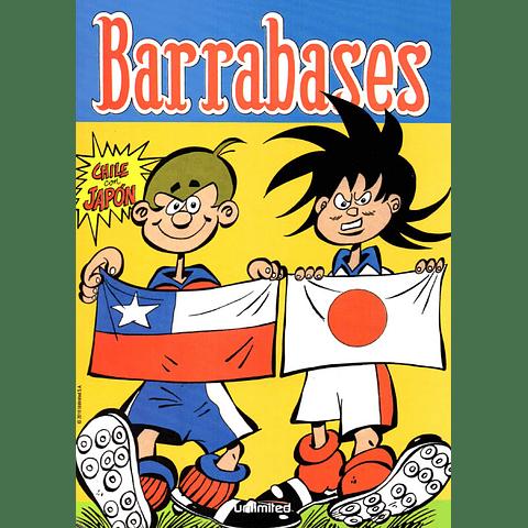 BARRABASES - CHILE CON JAPÓN / TALLA 38