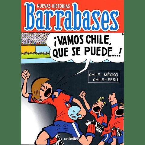 BARRABASES - CHILE VS. MÉXICO / CHILE VS. PERÚ