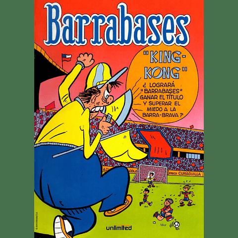 BARRABASES - KING KONG / PEDRITO