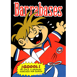 BARRABASES - LIPIRIA / URUGUAY VS. CHILE