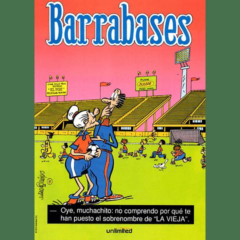 BARRABASES - LA VIEJA / EL BENEFICIO