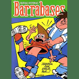 BARRABASES - CHILE VS. ARGENTINA / ENFERMO DE FANÁTICO