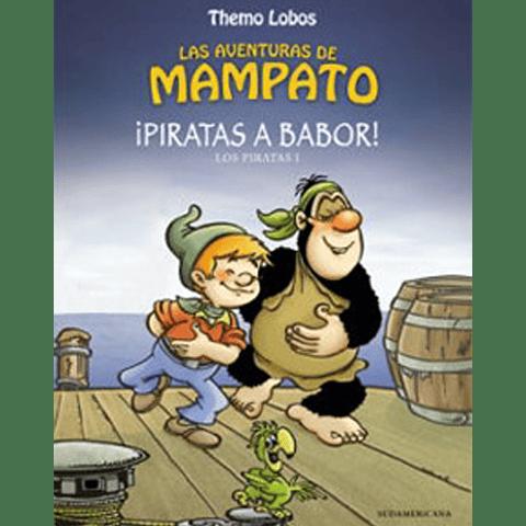 MAMPATO: ¡PIRATAS A BABOR! - PIRATAS 1