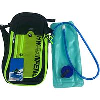 Mochila hidratación ciclistas, trekking, golf