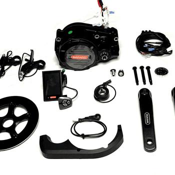 Kit Motor Bicicleta Eléctrica 48v 500w 120mm