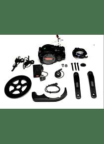 Kit Motor Bicicleta Eléctrica 48v 1000w 120mm