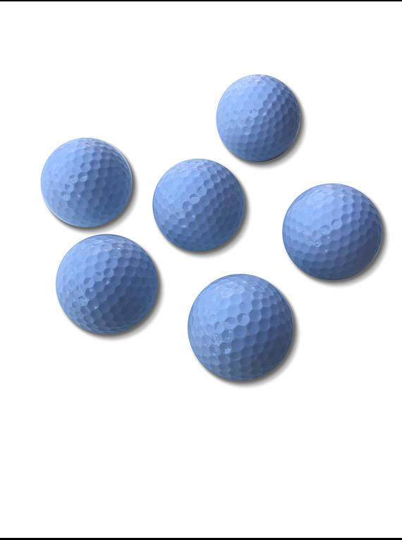 Pelotas de Golf bolsa x 6