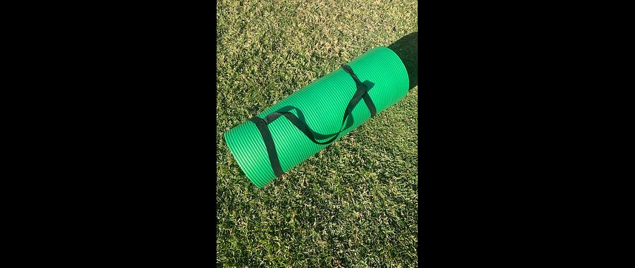 Mat extra grueso para Yoga y Fitness