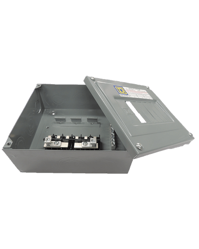 Centro de carga 6p 100A