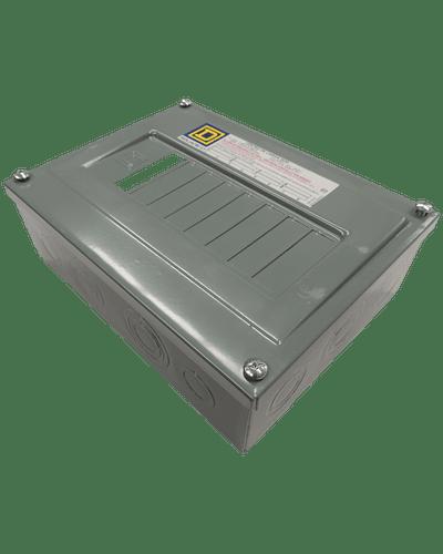Centro de carga 8p 100A
