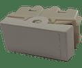 Apagador sencillo bticino E2001BN